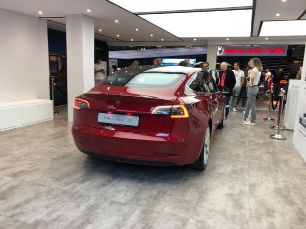 Tesla 3 norge pris