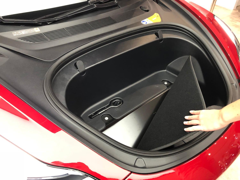Tesla-Model-3-Paris-frunk-under-gulv - Nybiltester