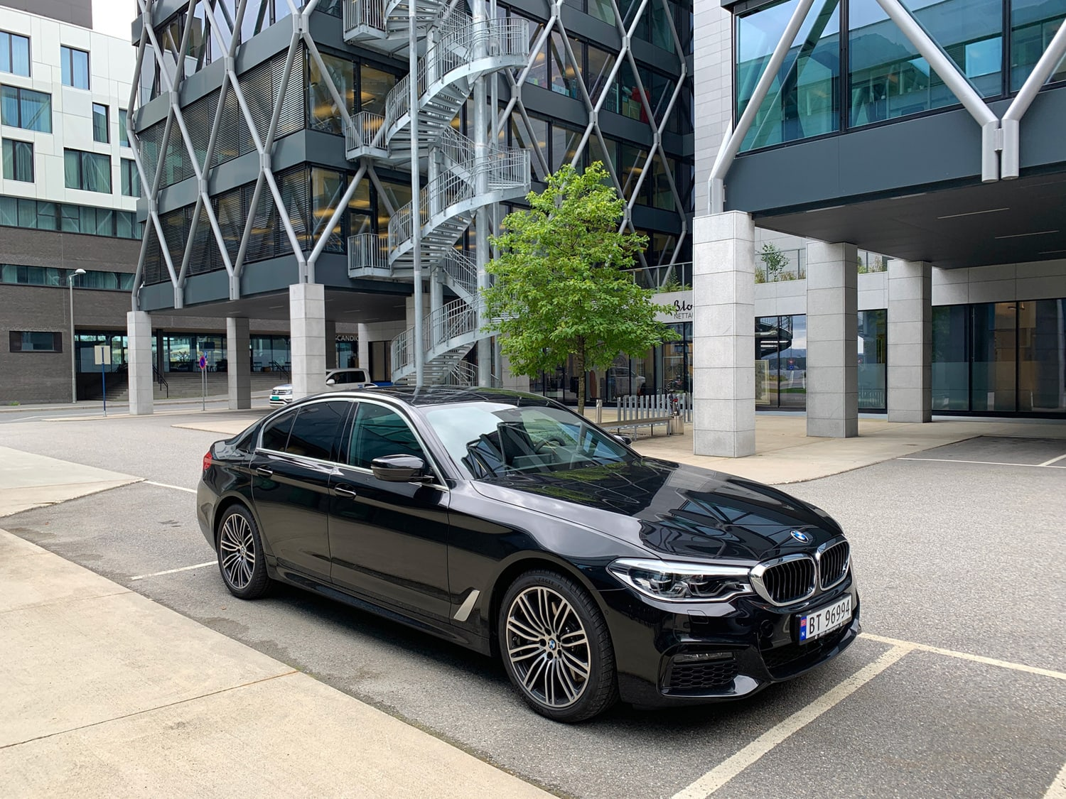 Langtest av BMW 530e xDrive (sept 2019) - Nybiltester