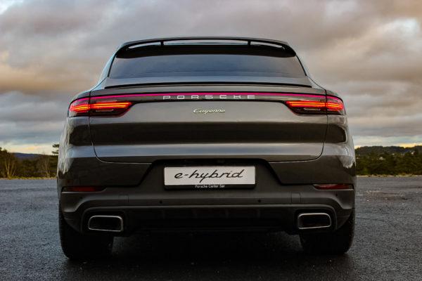 Test av Porsche Cayenne E hybrid Coupé (feb 2020) Nybiltester